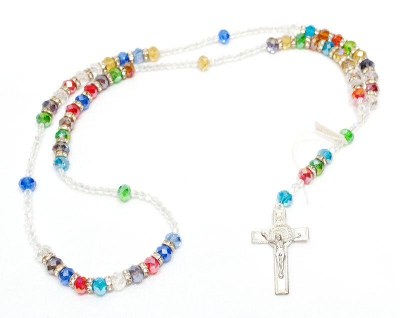 Rosary Necklace with Cross Wholesale - Dallas General Wholesale