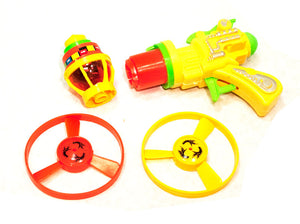 Flashing Spinner Flight Gun - Dallas General Wholesale