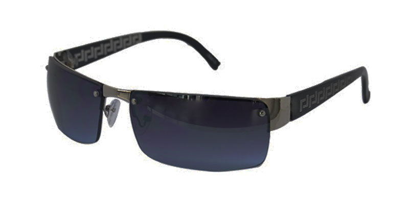 Men Metal Frame Sunglasses J2054 - Dallas General Wholesale