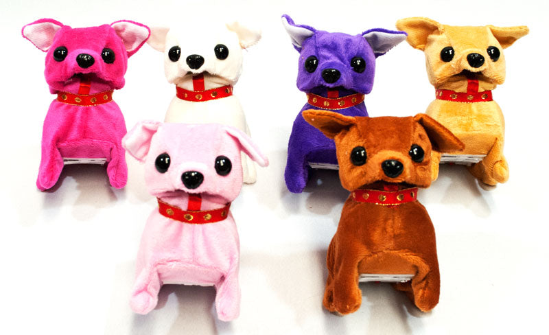 Toy Walking & Barking Chihuahua Dogs Wholesale - Dallas General Wholesale