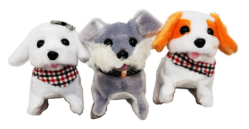 Toy Puppy Dogs Walk & Bark Wholesale - Dallas General Wholesale