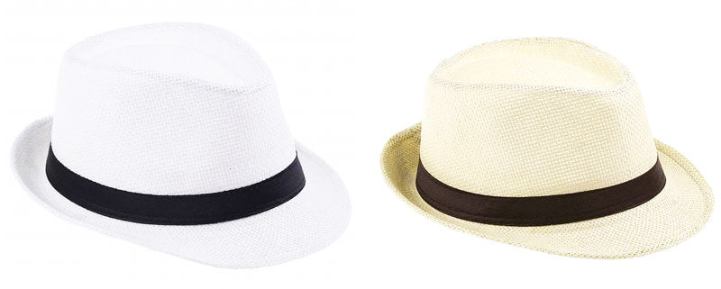 Unisex Straw Dress Hats Wholesale - Dallas General Wholesale