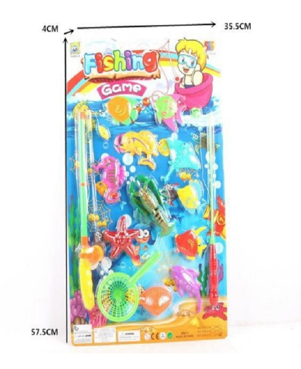 Toy Pretend Play Fishing Play Sets Wholesale - Dallas General Wholesale