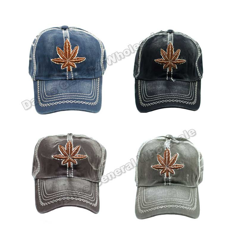 Marijuana Trucker Caps Wholesale - Dallas General Wholesale