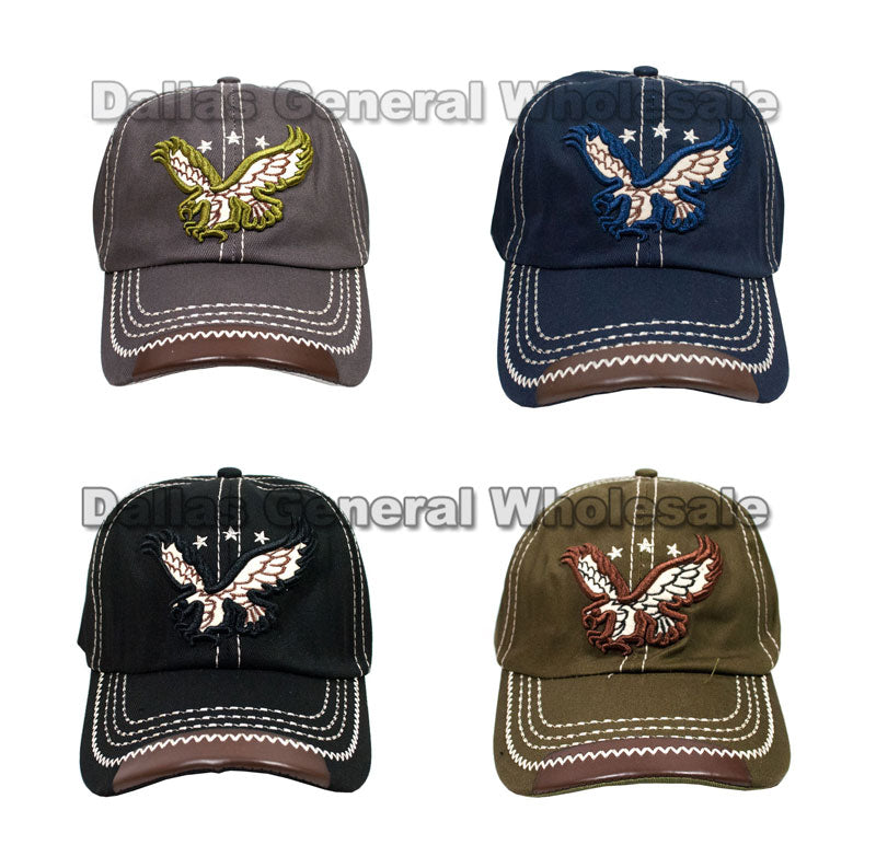 Eagle Trucker Caps Wholesale - Dallas General Wholesale