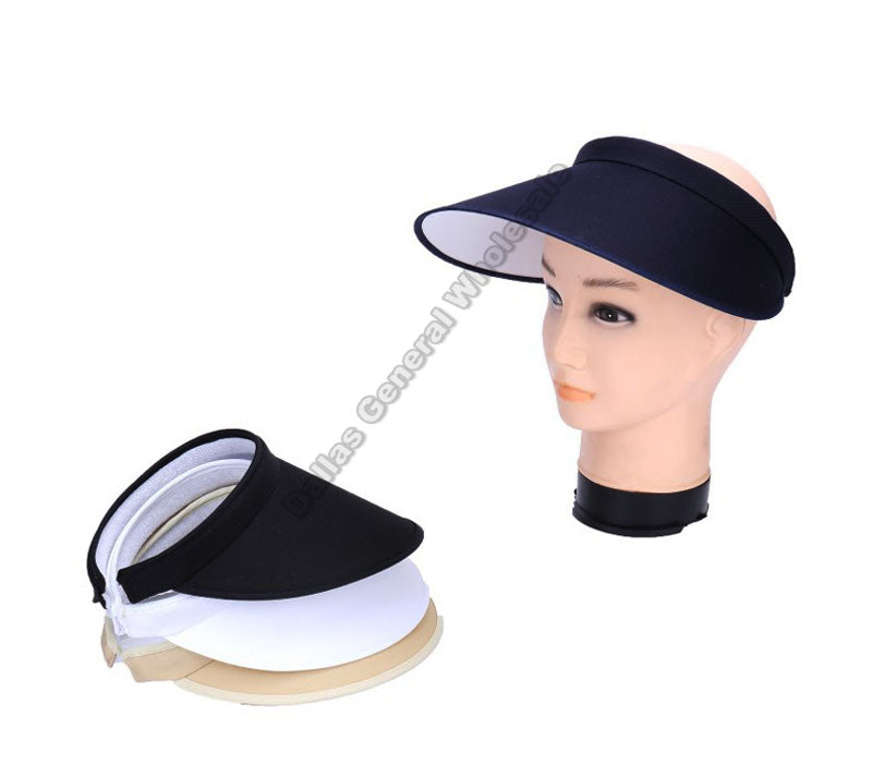 Adults Casual Visor Caps Wholesale - Dallas General Wholesale