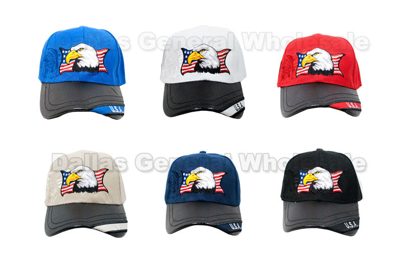 American Eagle Casual Caps Wholesale - Dallas General Wholesale