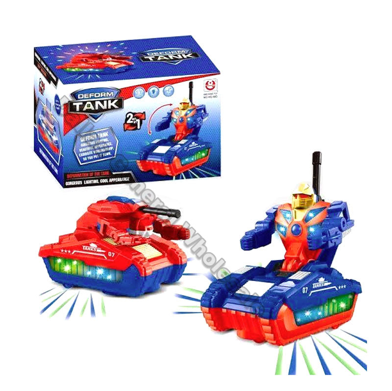 Toy Electronic Robot Tanks Wholesale - Dallas General Wholesale