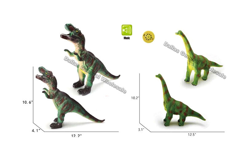 Toy Roaring Dinosaurs Wholesale - Dallas General Wholesale