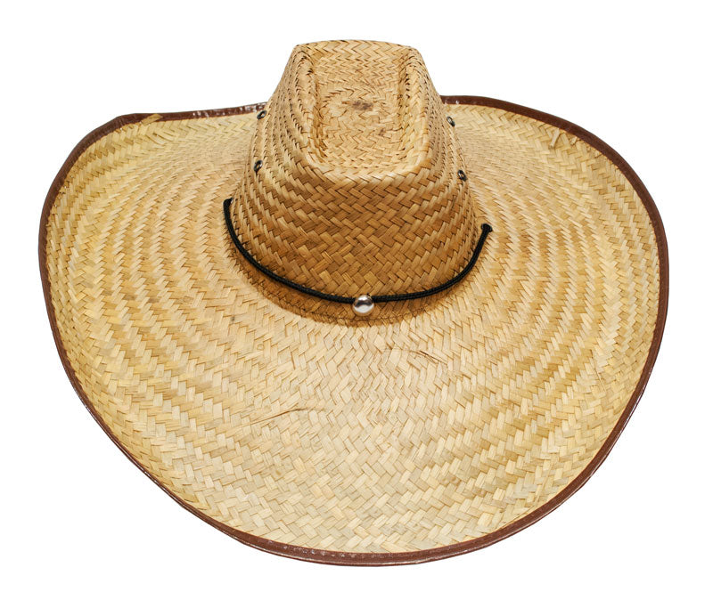 Extra Wide Brim Summer Straw Hats Wholesale - Dallas General Wholesale