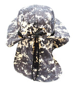 Digital Camouflage Bucket Hat with Flap Neck Protection - Dallas General Wholesale