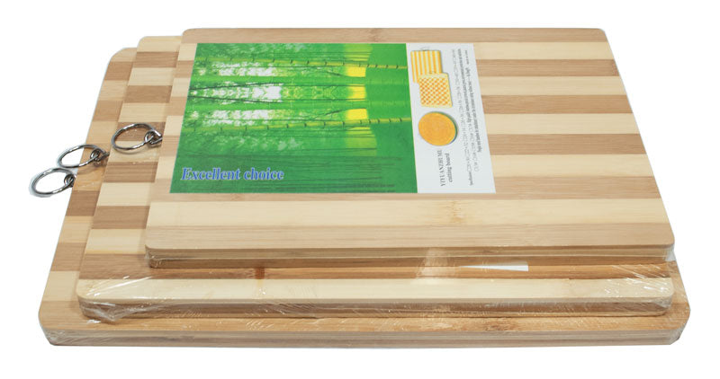 Thick Bamboo Cutting Boards - Dallas General Wholesale