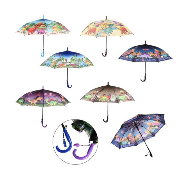 Kids Dinosaurs Umbrellas Wholesale - Dallas General Wholesale