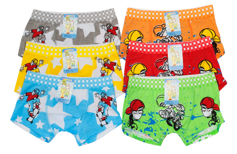 Little Boys Boxers - Dallas General Wholesale