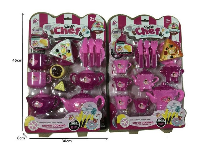 Tea Party Play Set Toy Wholesale - Dallas General Wholesale