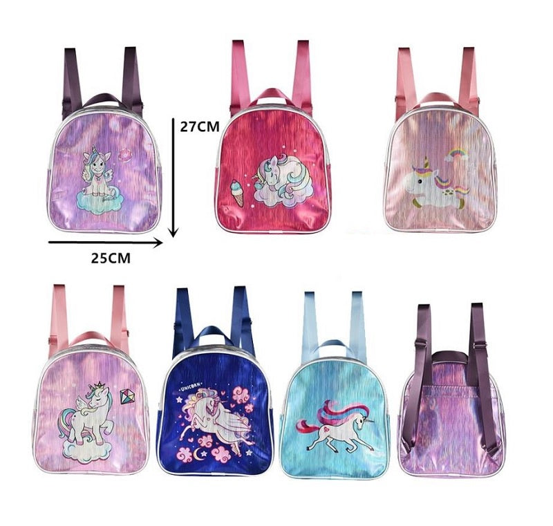 Girls Unicorn Backpacks Wholesale - Dallas General Wholesale