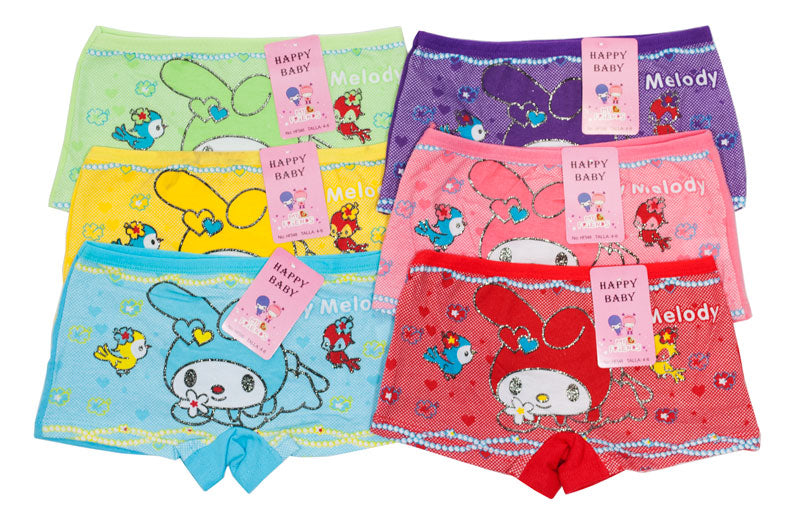 Little Girls Boyshorts - Dallas General Wholesale