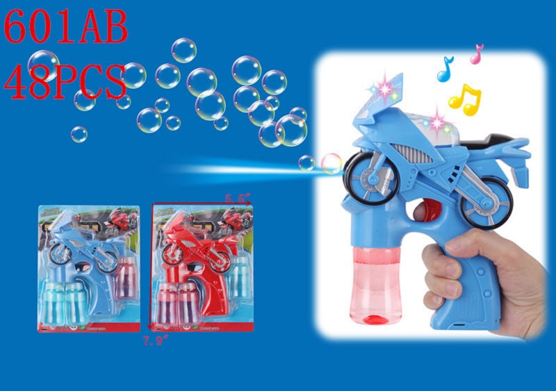 Motorcycle Bubble Blaster Guns Wholesale - Dallas General Wholesale
