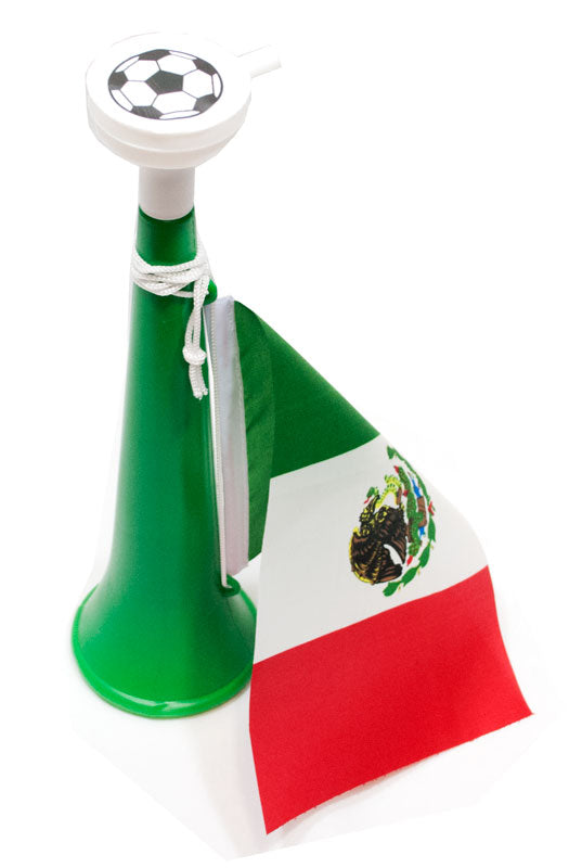 Mexico Soccer Game Cheering Horns Wholesale - Dallas General Wholesale
