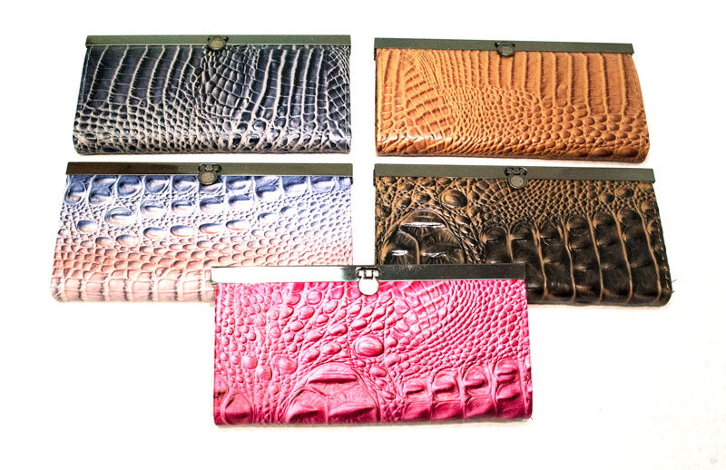 Womens Clutch Wallet - Dallas General Wholesale