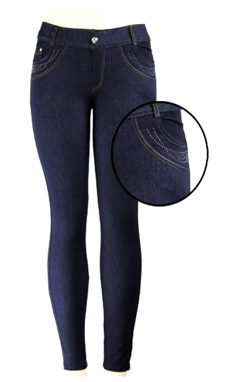 Pull On Jegging 574 - Dallas General Wholesale
