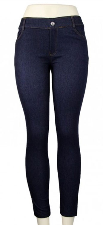 Pull On Jegging P125 - Dallas General Wholesale