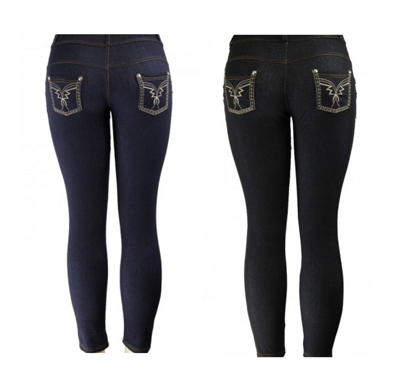 Jeans Jeggings P208 - Dallas General Wholesale