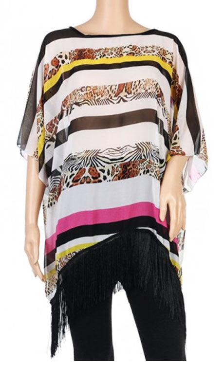 Summer Poncho - Dallas General Wholesale