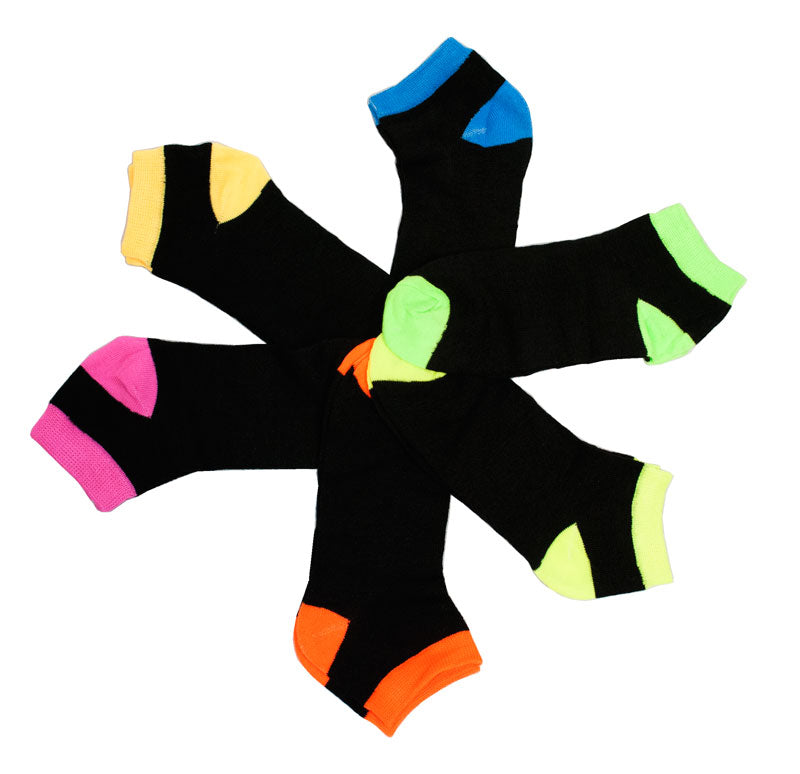 Women Cotton Sports Socks - Dallas General Wholesale