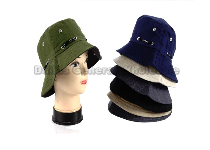 Adults Fishing Hats Wholesale - Dallas General Wholesale