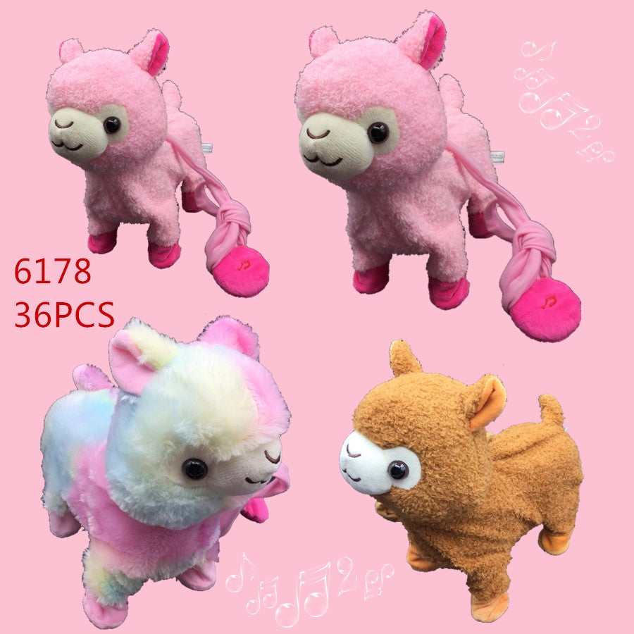 Electronic Toy Musical Llamas Wholesale - Dallas General Wholesale
