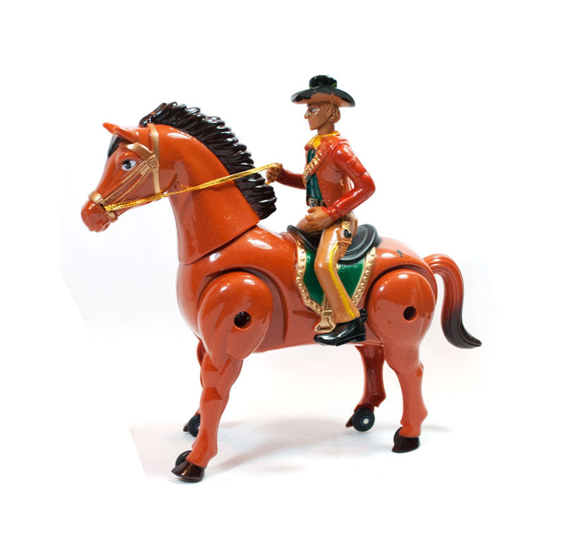 Electronic Cowboy Riding Horses Wholesale - Dallas General Wholesale