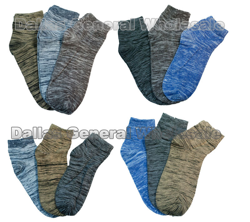 Men Tiger Patterned Dress Socks Wholesale (L) - Dallas General Wholesale
