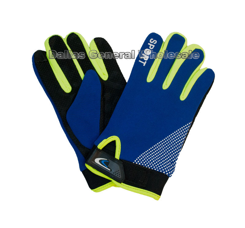 Adults Insulated Sports Gloves Wholesale - Dallas General Wholesale