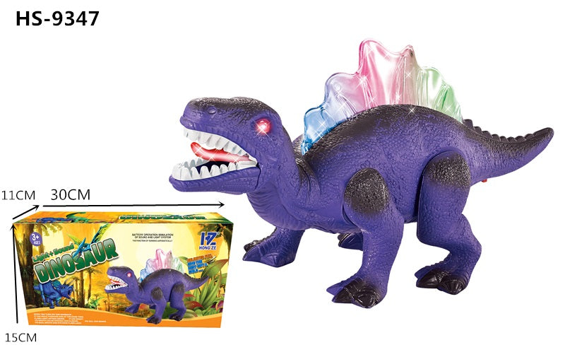 9347 Electronic Dinosaur Toy Wholesale - Dallas General Wholesale