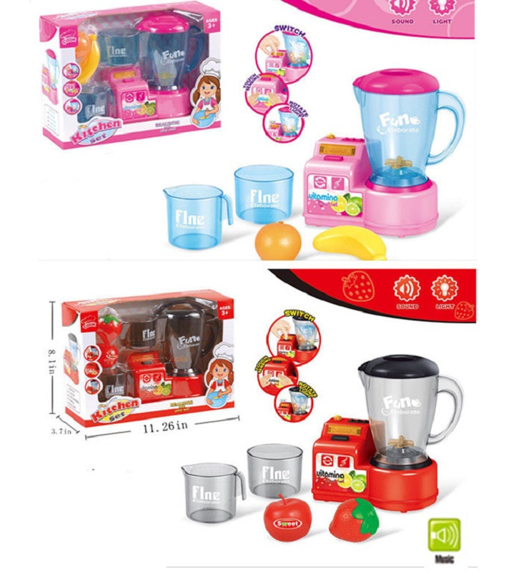 Kitchen Blender Play Set Wholesale - Dallas General Wholesale