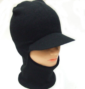 Skiing Visor Beanie Mask Wholesale - Dallas General Wholesale