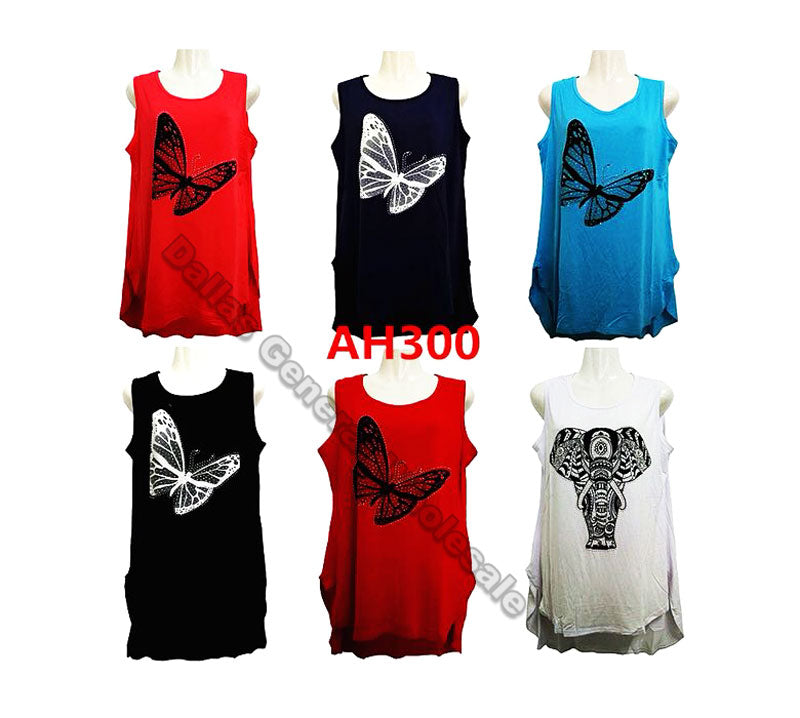Butterfly Blouses Wholesale - Dallas General Wholesale