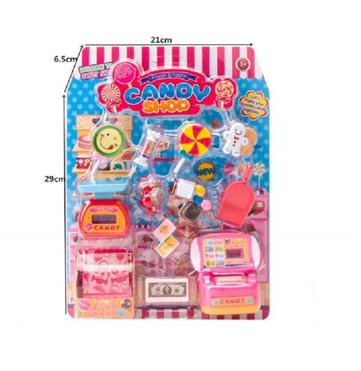 Candy Shop Play Set Wholesale - Dallas General Wholesale