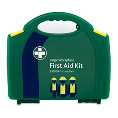 BSi BS-8599 British Standard Aura Workplace First Aid Kit [Large]