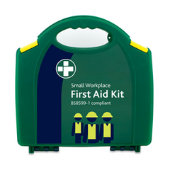 BSi BS-8599 British Standard Aura Workplace First Aid Kit [Small]