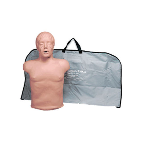 Brad™ CPR Manikin with Soft Carry Bag