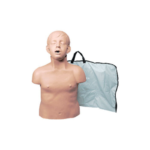 Brad Jr. CPR Manikin with Soft Carry Bag