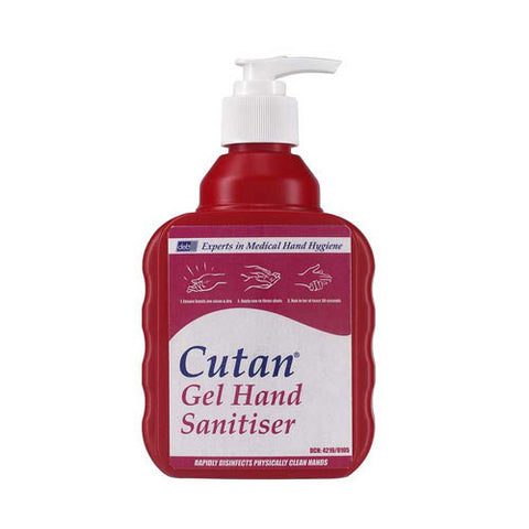 Cutan Alcohol Hand Gel [400ml]