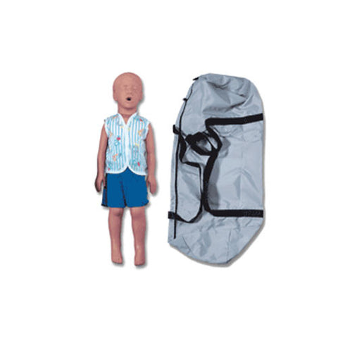 3 Year Old Kyle CPR Manikin with Soft Carry Bag