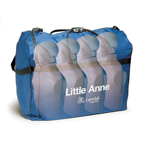 Laerdal Little Anne with Softpack [4 Pack]