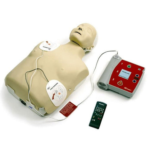 Laerdal AED Little Anne with Soft Pack