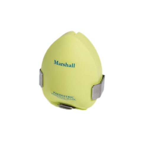 Marshall Paediatric Pocket Face Mask