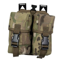MULTICAM Double Ammo Pouch