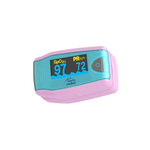 M-Pulse Paediatric Finger Pulse Oximeter
